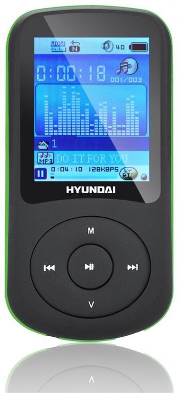 Hyundai MPC 401, 4GB, černá; HYUMPC401GB4FMBB