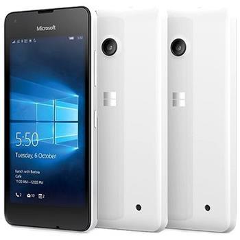 Microsoft Lumia 550 LTE White