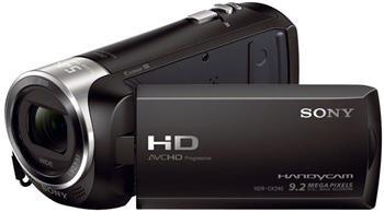 Sony HDR-CX240E,černá,27xOZ,foto 9,2Mpix; HDRCX240EB.CEN