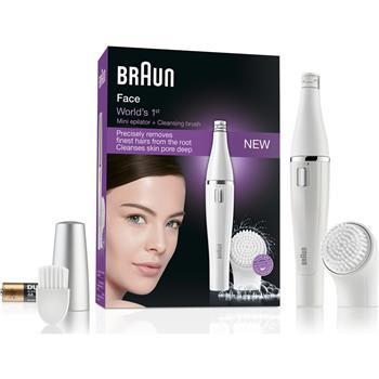 BRAUN Face 810 - epilátor na tvář; SE 810