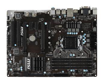 MSI B150 PC MATE soc.1151 - základní deska