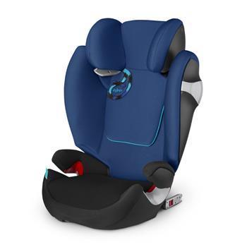 Cybex SOLUTION M-FIX autosedačka 2016 Royal Blue