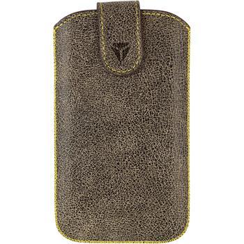 YENKEE YBM R062 Pouzdro RHINO brown L