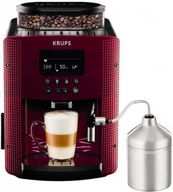 Krups EA8165 Pisa červený + LAICA Maxxo DG 830 Coffee; EA8165