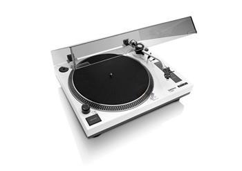 Lenco L-3808 - bílý gramofon; l3808w