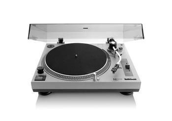 Lenco L-3808 - šedý gramofon; l3808g