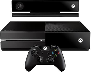 Microsoft Xbox One 500GB Kinect senzor + 3 x hra (Dance Central Spotlight + Kinect Sports Rivals + Zoo Tycoon); 7UV-00173