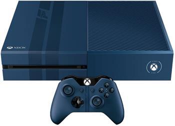 Microsoft Xbox One 1TB modrá + 1 x hra (Forza Motorsport 6); KF6-00038