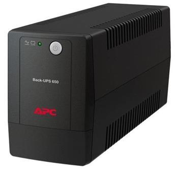 APC Back-UPS 650 - záložní zdroj UPS, 650VA, AVR; BX650LI