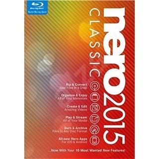 Nero 2015 Burn Essentials CD Pack - CZ OEM