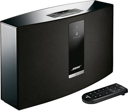 BOSE SoundTouch 20 series III wireless music systém - černá - Wi-Fi® music systém