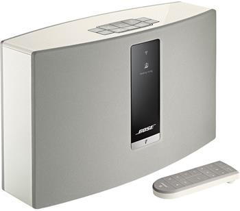 BOSE SoundTouch 20 series III wireless music systém - bílá - Wi-Fi® music systém