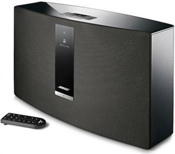 BOSE SoundTouch 30 series III wireless music systém - černá - Wi-Fi® music systém; B 738102-2100