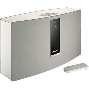 BOSE SoundTouch 30 series III wireless music systém - bílá - Wi-Fi® music systém