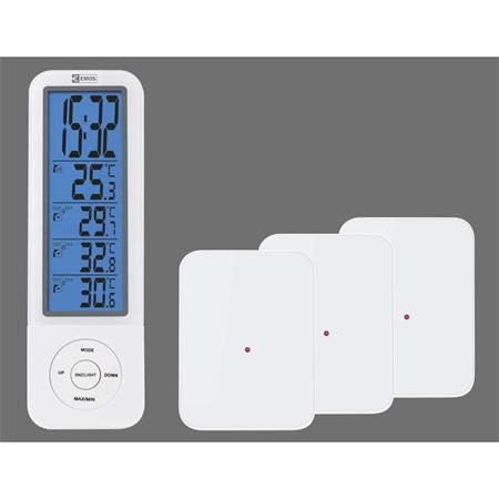 EMOS Teploměr digitální bezdrátový *E3078; 2603119000