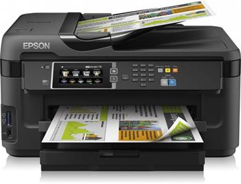 Epson WorkForce Pro WF-7610DWF ; C11CC98302