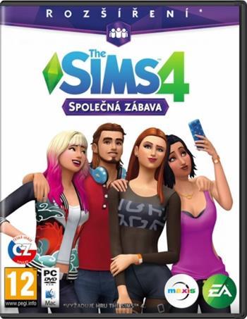 PC The Sims 4 - Společná zábava - rozšíření