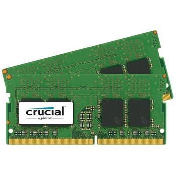 CRUCIAL paměť DDR4 SO-DIMM 2133MHz, 32GB, 1.2V, PC4-17000, CL15, kit of 2