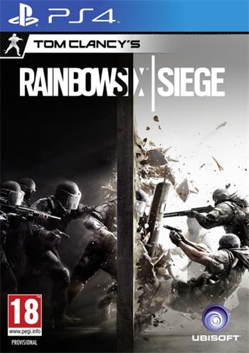 PS4 Tom Clancy's Rainbow Six: Siege Collector's Ed
