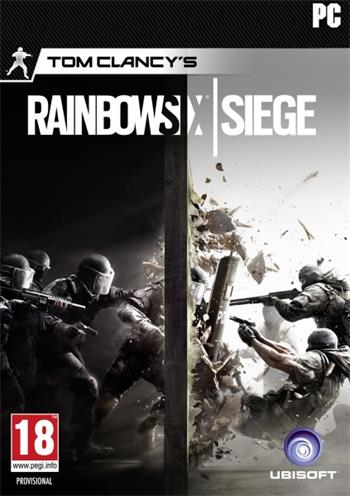 PC Tom Clancy's Rainbow Six: Siege Collector's Ed.