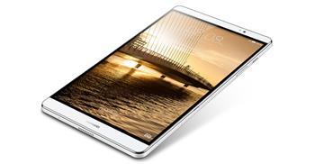 "HUAWEI Tablet MediaPad M2 Silver 16GB, 8"", 1920 x 1080, OC 2GHz Kirin 930, Android 5.1, stříbrný ; TA-M280W16SOM"