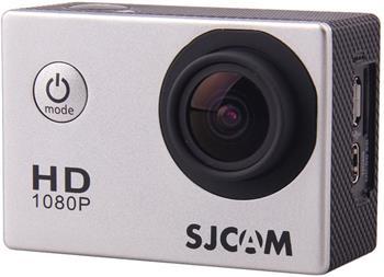SJCAM SJ4000 sportovní kamera stříbrná