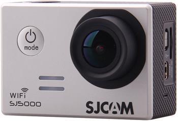 SJCAM SJ5000 WIFI sportovní kamera, stříbrná; SJCAM_SJ5000_WiFi_Silver