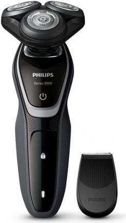 Philips S5110/06 - Holící strojek, hlavy Flex s otáčením v pěti směrech; S5110/06