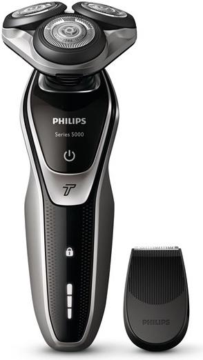 Philips S5320/06 - Holící strojek, hlavy Flex s otáčením v pěti směrech