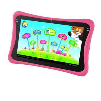 """GoGEN Maxipes Fík MAXPAD9 G3G - Dotykový tablet, 9"""", 8GB, WF, Android 4.4.. , růžový"""