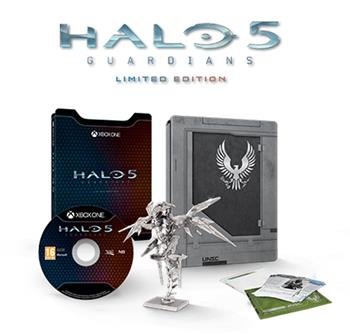 XONE Halo 5: Guardians Limited Edition