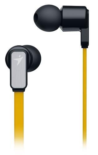 GENIUS sluchátka HS-M260 s mikrofonem ,do uší, žluté
