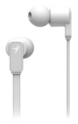 GENIUS sluchátka HS-M260 s mikrofonem ,do uší, bílé