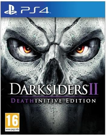 PS4 Darksiders 2 Definitive Edition