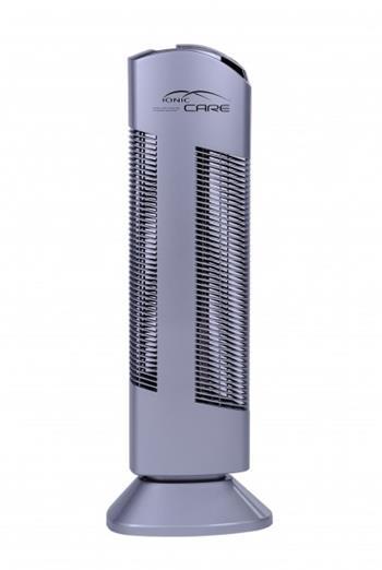 Ionic-CARE - Triton X6 stříbrná čistička vzduchu a ionizátor; Triton X6 silver
