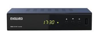 EVOLVEO Delta HD, Dual HD DVB-T rekordér ; DT-4050HD