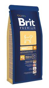 Brit Premium Dog Adult M 8kg; 53123