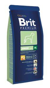 Brit Premium Dog Junior XL 15kg; 46876