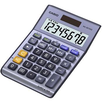 Casio MS 88 TER II kalkulačka