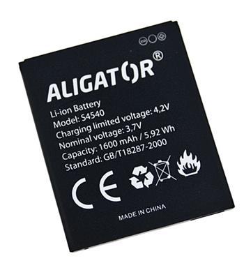 Baterie ALIGATOR S4540 DUO, Li-Ion 1600 mAh, bulk; AS4540BAL