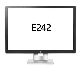 HP EliteDisplay E242; M1P02AA#ABB