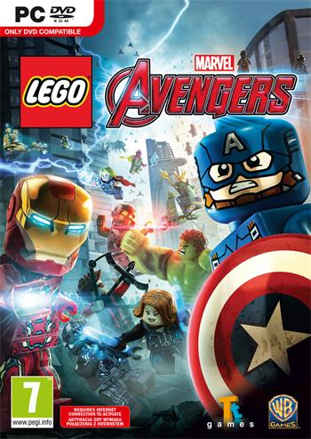 PC LEGO Marvel's Avengers; 5908305211891