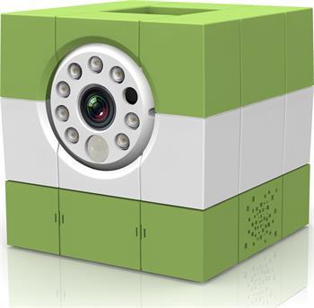 Amaryllo iCam HD 360° Green - bezdrátová domácí chůvička s kamerou