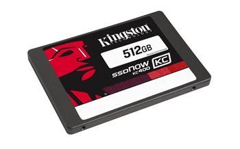 Kingston SSDNow KC400 (512GB); SKC400S37/512G