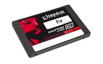 Kingston SSDNow KC400 (1TB) + Upgrade Kit; SKC400S3B7A/1T