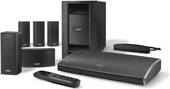 Bose Lifestyle SoundTouch 525 - černý; B 738511-2100