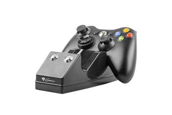 X360 Dokovací stanice ALL-IN-ONE A14 pro pady XBOX 360; NGA-0701