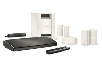 Bose Lifestyle SoundTouch 525 - bílá; B 738511-2200