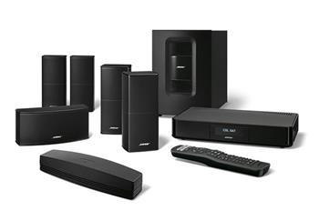 Bose SoundTouch 520 homecinema systém - černý