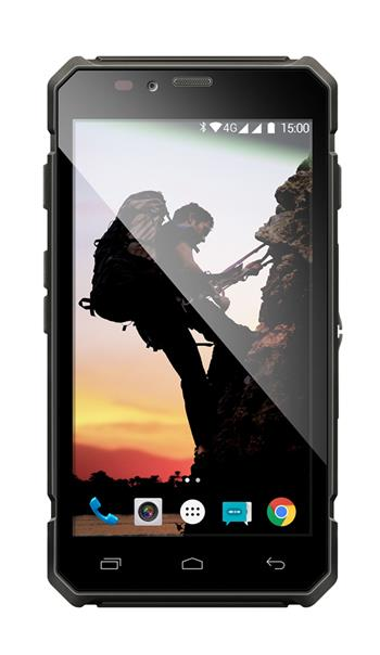 EVOLVEO StrongPhone Q6 LTE, vodotěsný odolný Android Quad Core smartphone